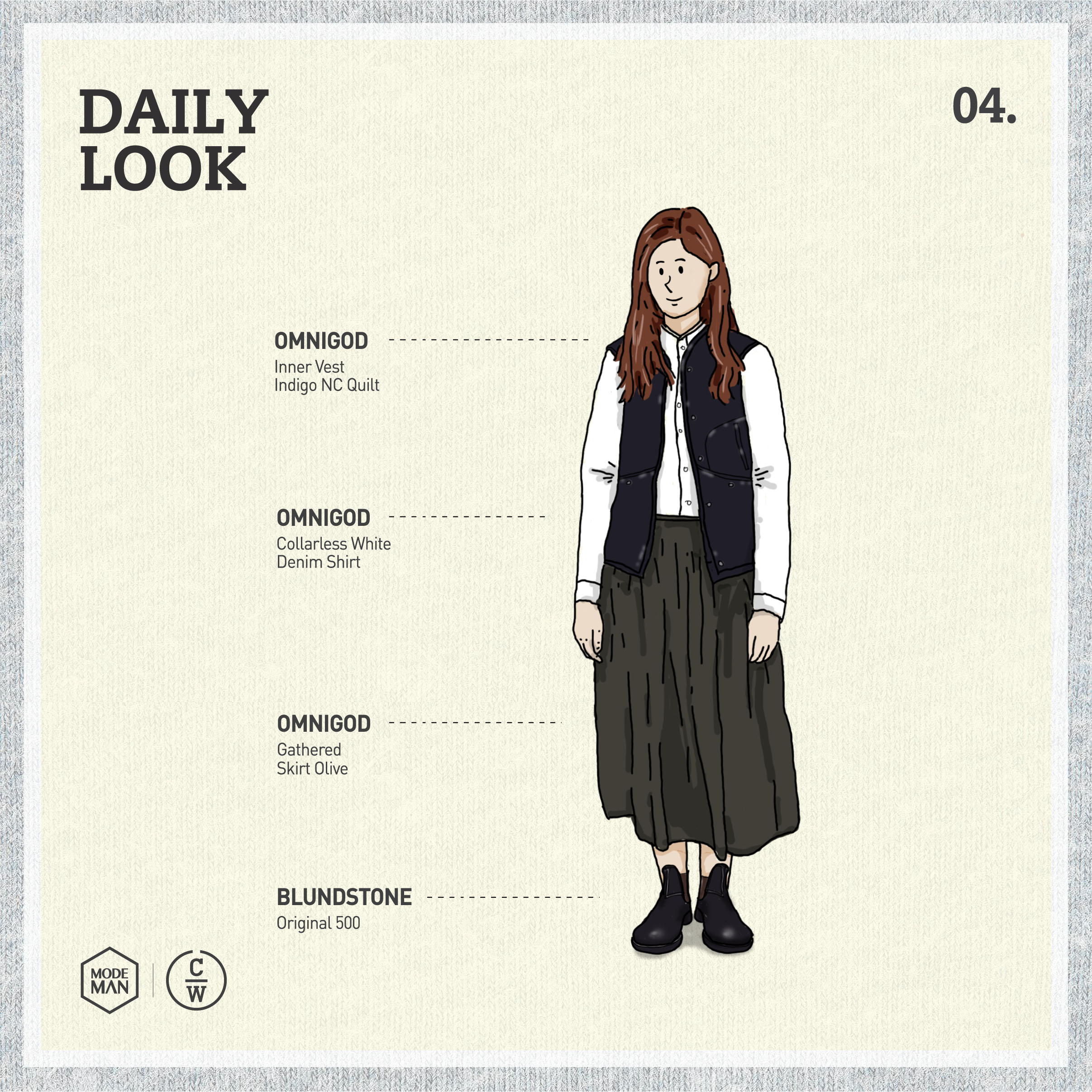 Women's Look - Omnigod