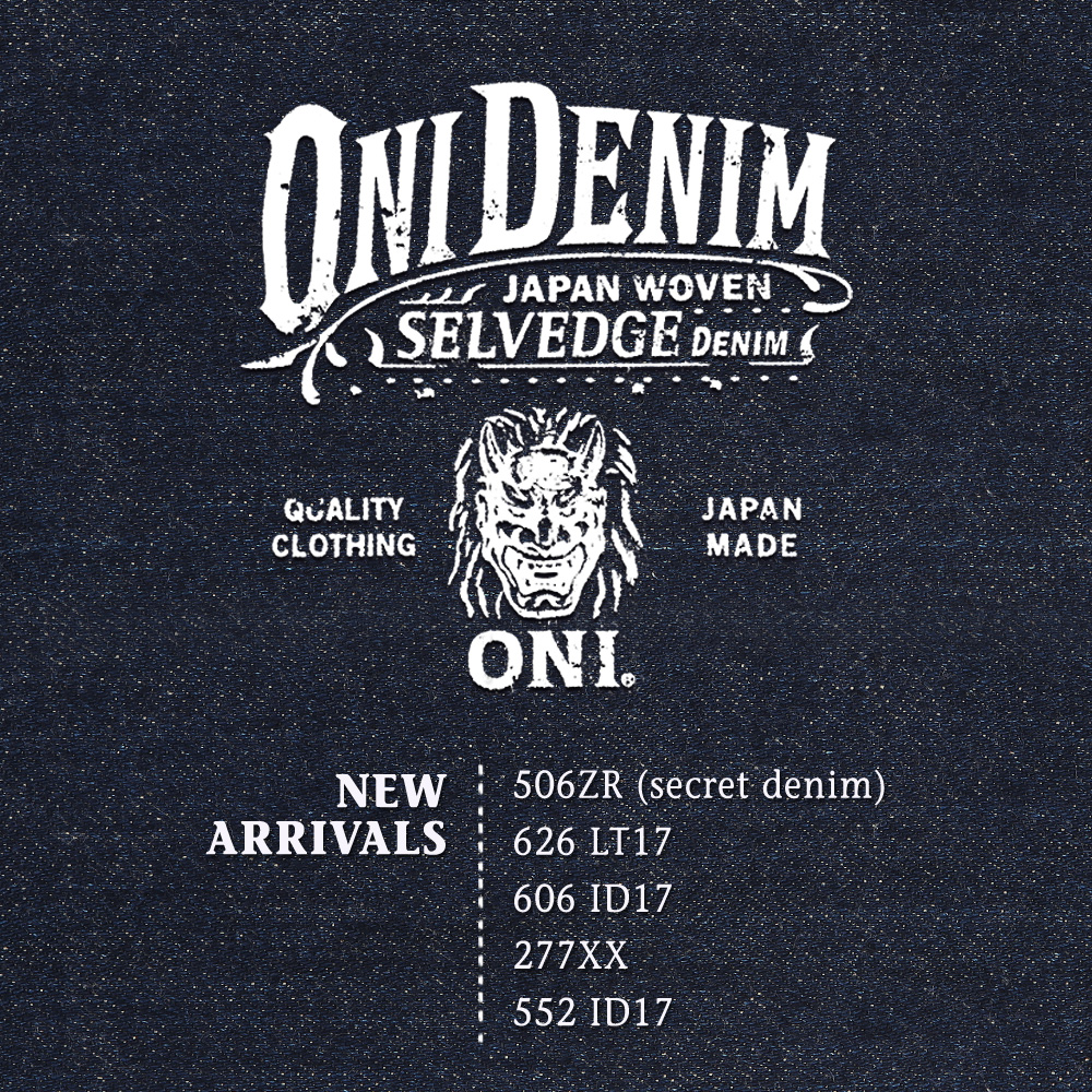 ONI HAS ARRIVED