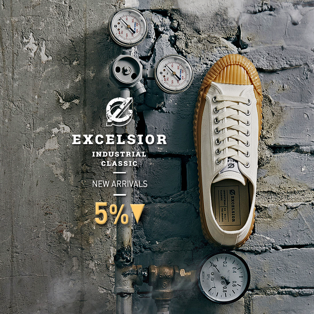 NEW ARRIVAL EXCELSIOR