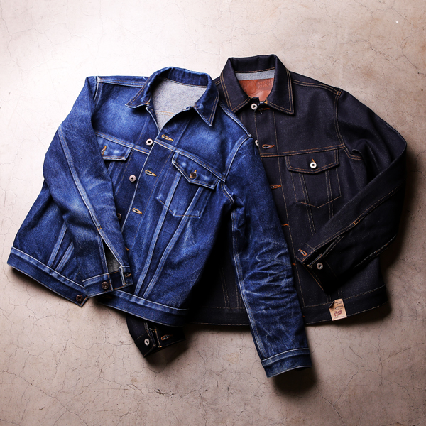 Naked&Famous Denim Elephant 2 Revenge Denim Jacket
