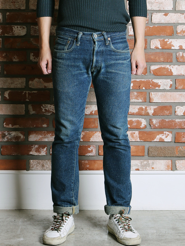 Oni Denim 506 ZR Secret Selvedge Denim 18 Months 3~4 Washes
