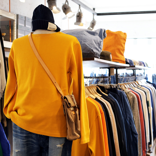 Mode-Man Store New Look for Spring