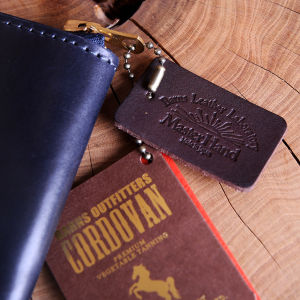 Barns Outfitters Cordovan Wallets