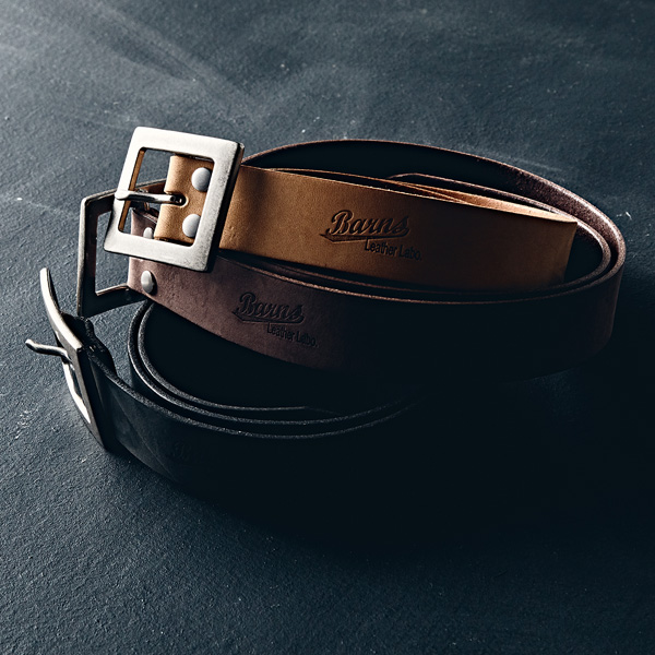 [NEW ARRIVALS] BARNS OUTFITTERS LEATHER BELT